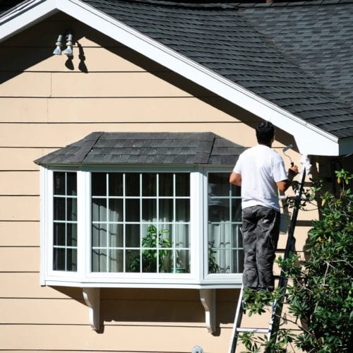 Paint Your Home This Spring | Residential | The Painting Company