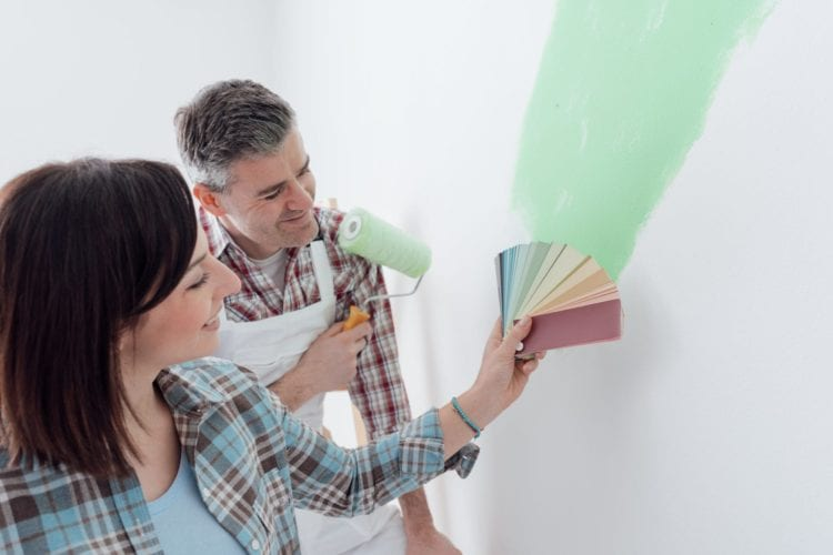 Pick the Perfect Paint Color | Residential Painting | The Painting Company