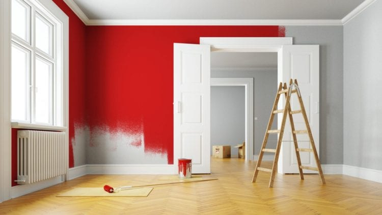 Which Rooms To Paint | Selling Your Home | The Painting Company