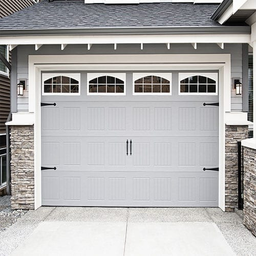 When to Paint Your Garage Door | Blog | The Painting Company