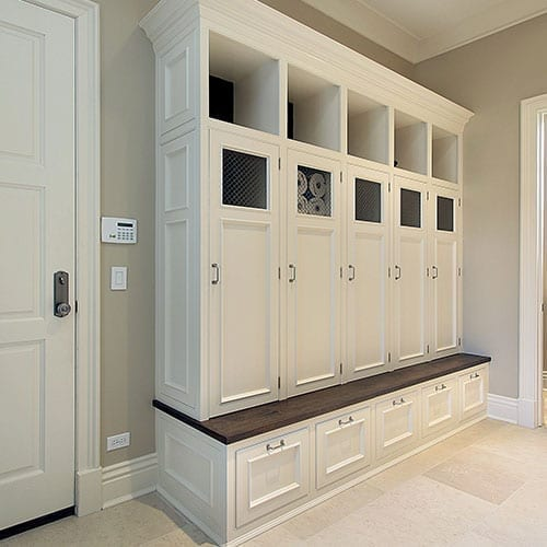 Mudroom Paint Color Ideas | Blog | The Painting Company