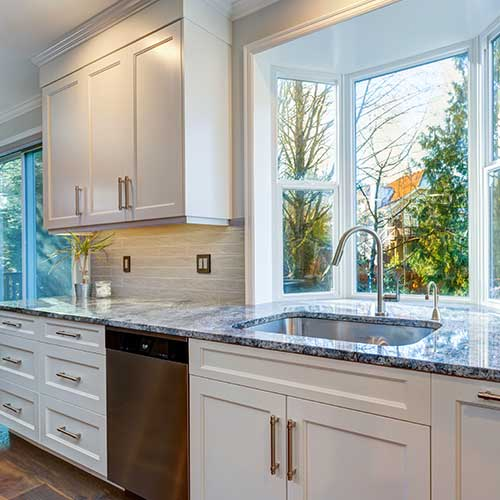 Kitchen Cabinets: Stain or Paint | Blog | The Painting Company