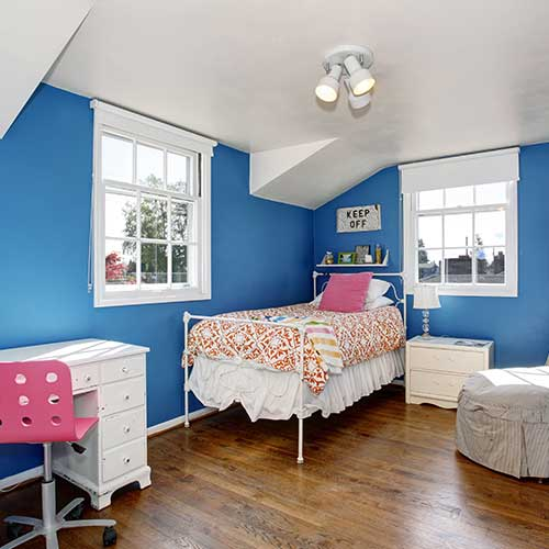 Remember If You Choose Bright Colors | Blog | The Painting Company