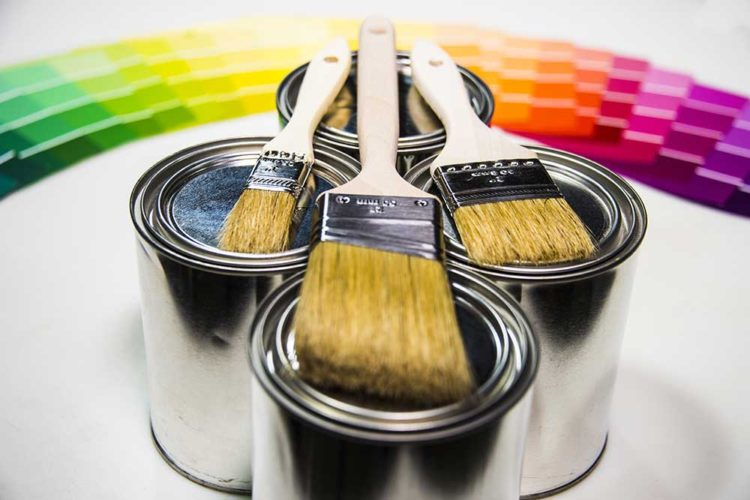 How Much Paint Should I Buy | Blog | The Painting Company