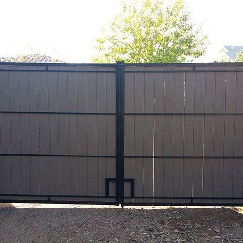 Fence & Gate Painting   Painting Project Gallery   Exterior Painting   Residential Painting Services   Las Vegas Painting Company