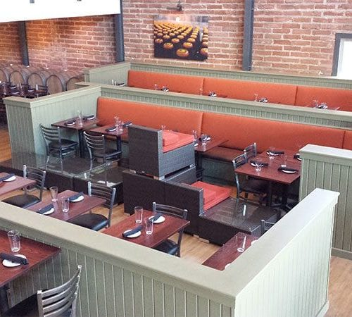 Two Brothers Brewing Company | Commercial Painting Services | Interior & Exterior Commercial Painting Gallery | Las Vegas Painting Company
