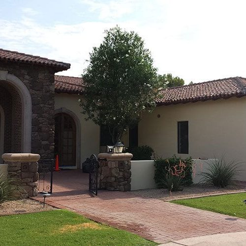 Residential Exterior Painting Services | Residential Painting Gallery | Home Exterior Painting Ideas | Las Vegas Painting Company