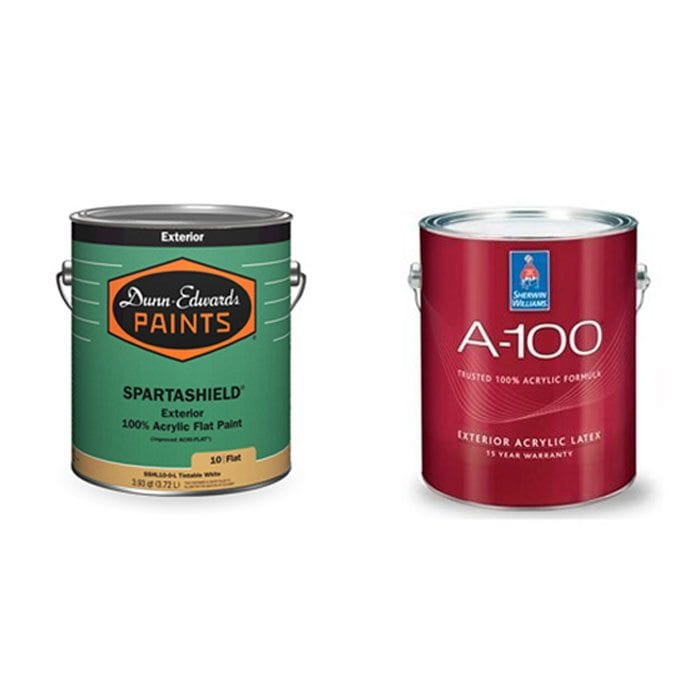 Bronze Package | 3-Year Warranty on Home's Exterior Paint | Top Quality 100% Acrylic Paints | Las Vegas Painting Company | Residential & Commercial Painting Services