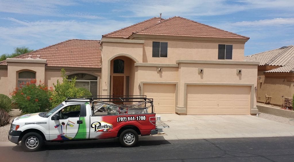 About Us | Our Company | Residential & Commercial Painting Services | Las Vegas Painting Company