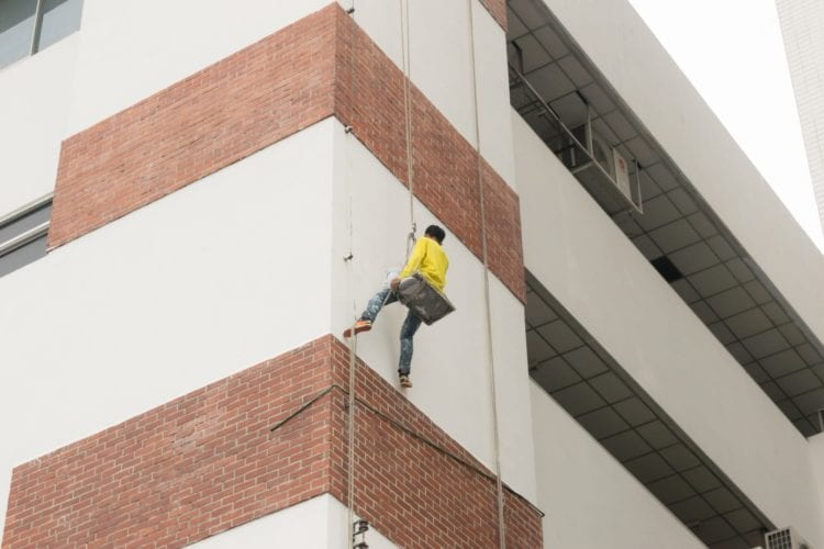 Repaint Your Commercial Building | Blog | The Painting Company