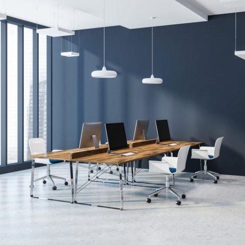 office interior color