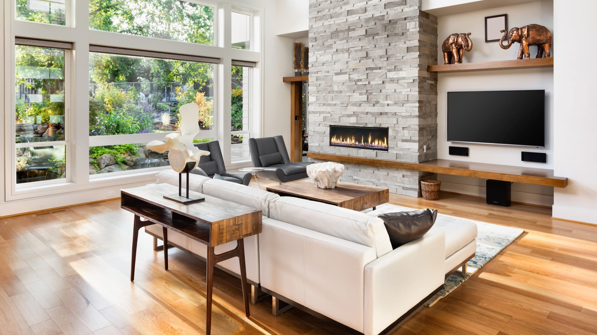 white wall colors to go with hardwood floors