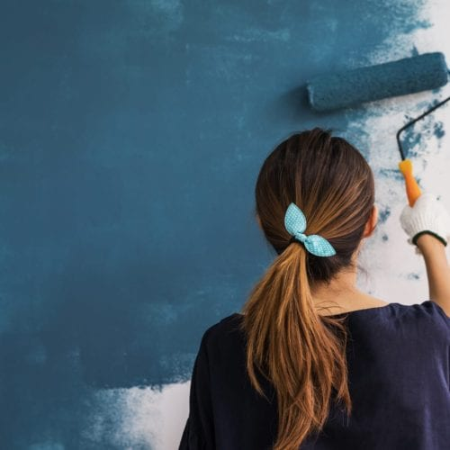 best order to paint your home