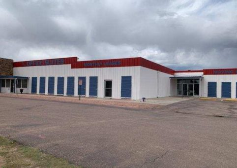 Colorado Painting Company CO Springs Self Storage Commercial 2